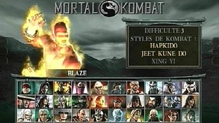 Mortal Kombat : Unchained PlayStation Portable