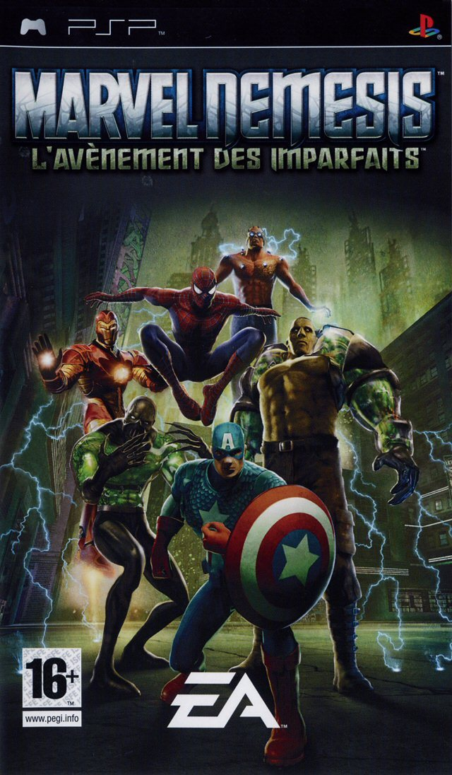 telecharger gratuitement Marvel Nemesis : L'Avenement Des Imparfaits (Marvel Nemesis Rise of The Imperfects)