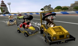 ModNation Racers PlayStation Portable