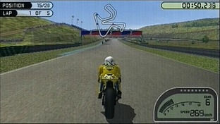 MotoGP PlayStation Portable