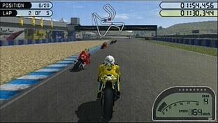 MotoGP PlayStation Portable