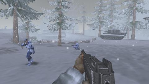 [Test] Medal of Honor Heroes 1 - 2006 - PSP Mohhpp006