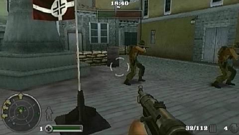 [Test] Medal of Honor Heroes 1 - 2006 - PSP Mohhpp035