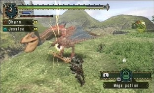 Monster Hunter Freedom Unite PlayStation Portable
