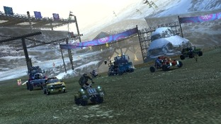 Test Motorstorm : Arctic Edge PlayStation Portable - Screenshot 83
