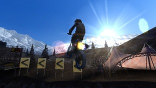 Test Motorstorm : Arctic Edge PlayStation Portable - Screenshot 84