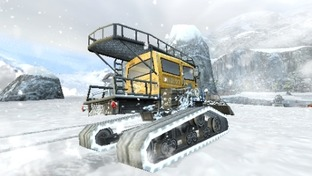 Test Motorstorm : Arctic Edge PlayStation Portable - Screenshot 85