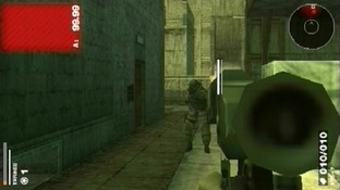 Metal Gear Solid : Portable Ops Plus PlayStation Portable