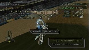 MTX Mototrax PlayStation Portable