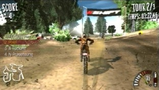 MX vs ATV Reflex PlayStation Portable