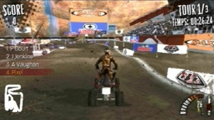 MX vs ATV Reflex PlayStation Portable