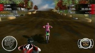 MX vs ATV : Extreme Limite PlayStation Portable