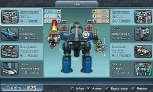 Mytran Wars PlayStation Portable