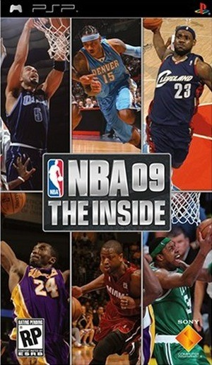 NBA 09 The Insider