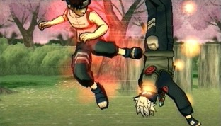 Naruto : Ultimate Ninja Heroes PlayStation Portable