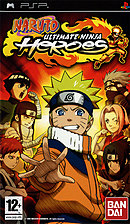 Images Naruto : Ultimate Ninja Heroes PlayStation Portable - 0