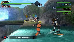 Naruto Shippuden Kizuna Drive PlayStation Portable