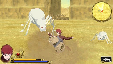 Images Naruto Shippuden : Legends : Akatsuki Rising PlayStation Portable - 44
