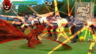 Naruto Shippuden : Ultimate Ninja Impact PlayStation Portable