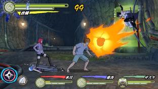 Naruto : Ultimate Ninja Heroes 3 PlayStation Portable