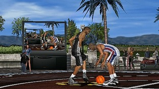NBA Ballers : Rebound PlayStation Portable