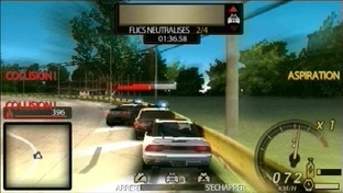 Need for Speed Undercover PlayStation Portable