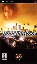 PSP - Need For Speed - Undercover