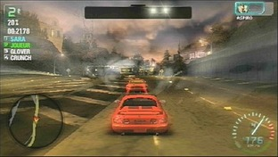 Need for Speed Carbon : Own the City PlayStation Portable
