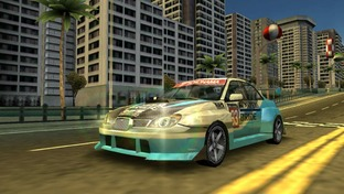 Need for Speed ProStreet PlayStation Portable