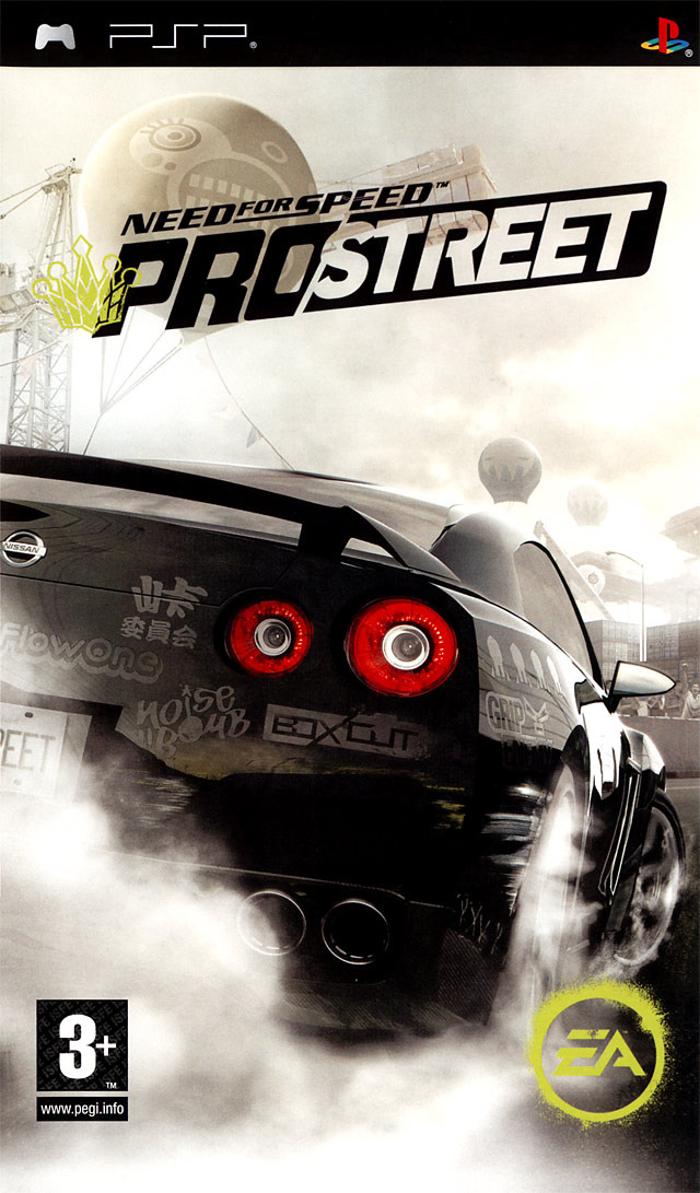 need for speed pro street preview 0