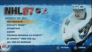 NHL 07 PlayStation Portable