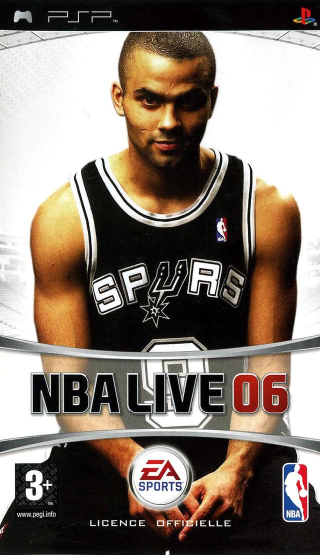 telecharger gratuitement NBA Live 06