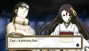 Naruto : Ultimate Ninja Heroes 2 : The Phantom Fortress PlayStation Portable