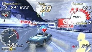 OutRun 2006 : Coast 2 Coast PlayStation Portable
