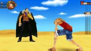 Premières images de One Piece : Romance Dawn