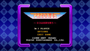 Parodius Portable PlayStation Portable