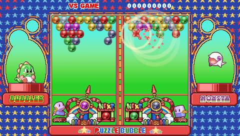 Images Puzzle Bobble Pocket PlayStation Portable - 3