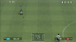 Pro Evolution Soccer 2009 PlayStation Portable
