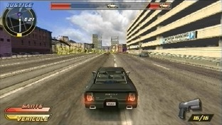 Pursuit Force : Extreme Justice PlayStation Portable