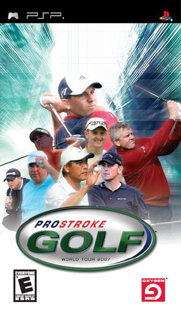 Prostroke Golf World Tour 2007