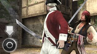 Pirates des Caraïbes : Jusqu'au Bout du Monde PlayStation Portable