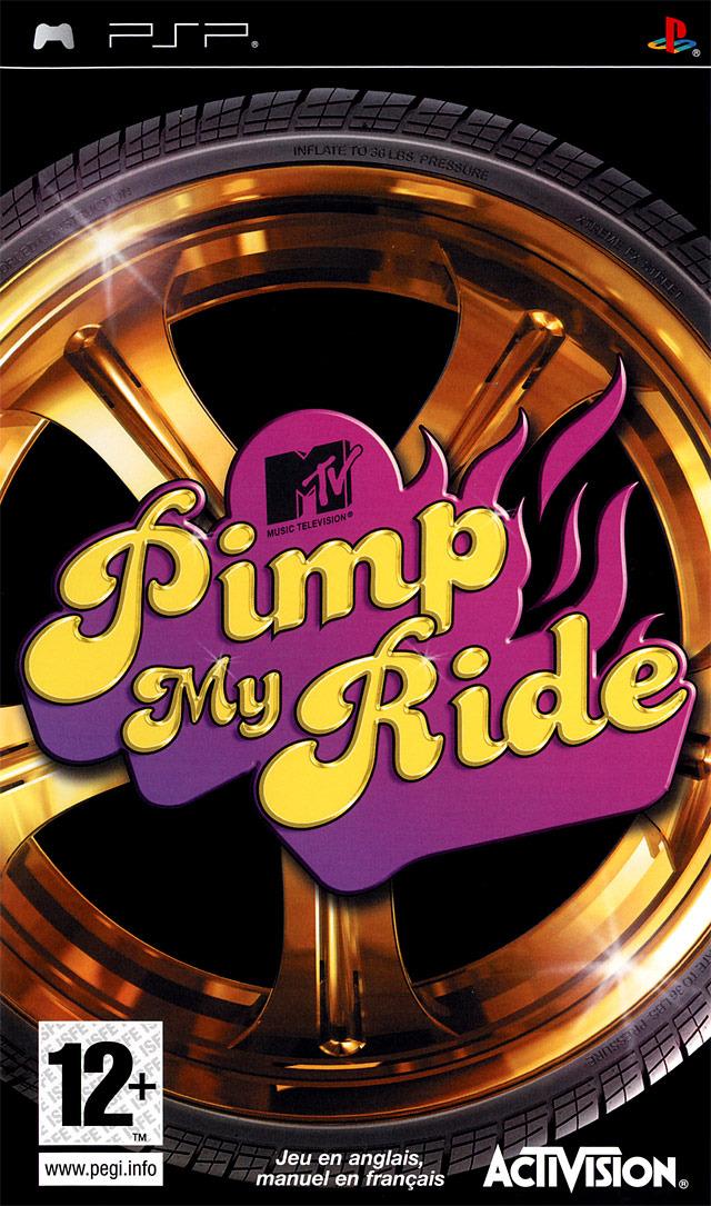 telecharger gratuitement Pimp my Ride