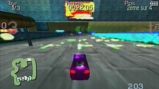 Pocket Racers PlayStation Portable