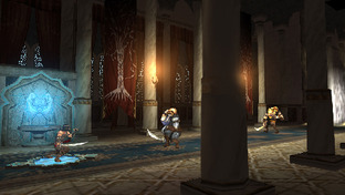 Test Prince of Persia : Les Sables Oubliés PlayStation Portable - Screenshot 1
