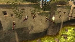 Test Prince of Persia : Les Sables Oubliés PlayStation Portable - Screenshot 2