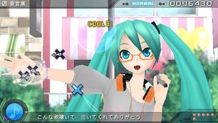 Project Diva 2nd PlayStation Portable