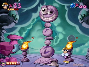 Rayman PlayStation Portable