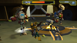 Test Ratchet & Clank : La Taille Ca Compte PlayStation Portable - Screenshot 80