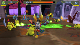 Ratchet & Clank : La Taille, Ca Compte PlayStation Portable