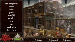 Real Crimes : Jack the Ripper PlayStation Portable